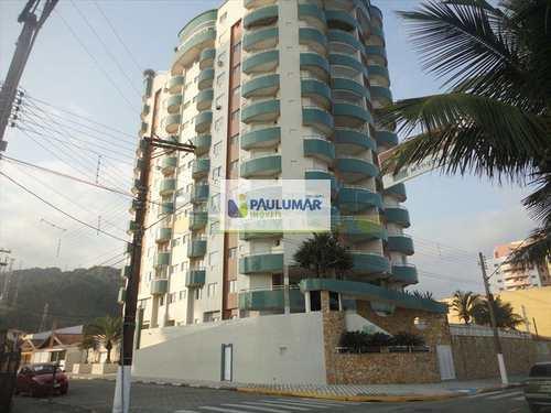 Apartamento, código 73908 em Mongaguá, bairro Jardim Aguapeu