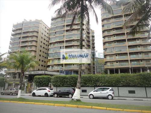 Apartamento, código 72608 em Mongaguá, bairro Centro