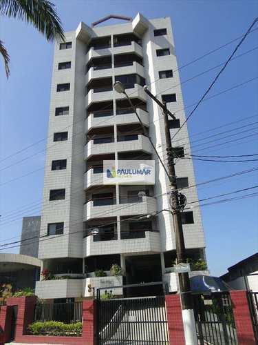 Apartamento, código 71108 em Mongaguá, bairro Jardim Aguapeu
