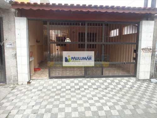Casa, código 70508 em Mongaguá, bairro Vera Cruz