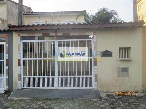 Sobrado, código 70008 em Mongaguá, bairro Jardim Praia Grande
