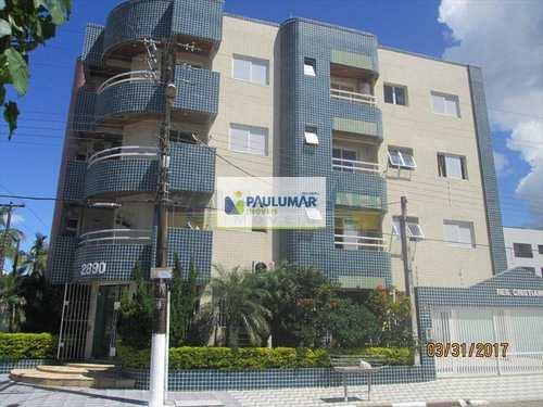 Apartamento, código 62808 em Mongaguá, bairro Jardim Aguapeu