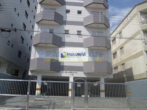 Apartamento, código 55308 em Mongaguá, bairro Balneário Santa Eugênia