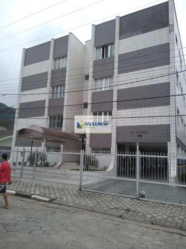 Apartamento, código 50108 em Mongaguá, bairro Pedreira