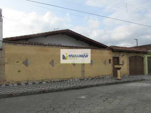 Casa, código 49708 em Mongaguá, bairro Vila Vera Cruz
