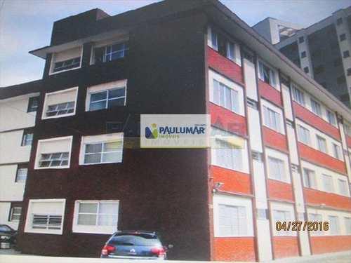 Apartamento, código 37608 em Mongaguá, bairro Centro