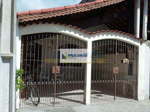 Casa, código 35605 em Praia Grande, bairro Jardim Imperador