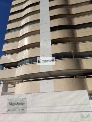 Apartamento, código 33203 em Mongaguá, bairro Centro