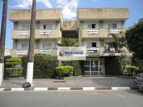 Apartamento, código 31608 em Mongaguá, bairro Centro