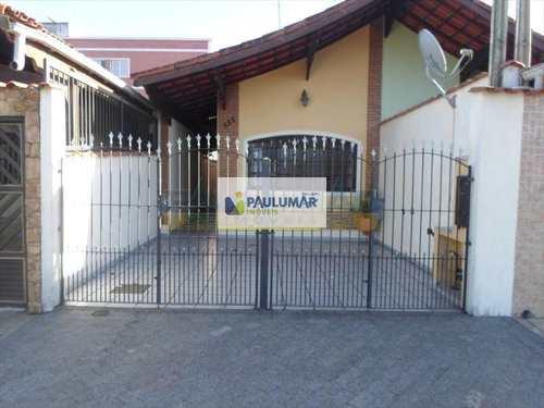 Casa, código 30305 em Praia Grande, bairro Jardim Imperador