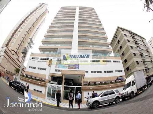 Apartamento, código 28305 em Praia Grande, bairro Caiçara