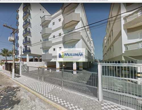 Apartamento, código 26907 em Mongaguá, bairro Santa Eugênia