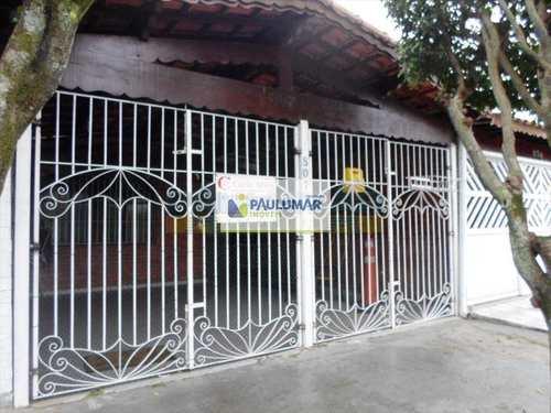 Casa, código 26505 em Praia Grande, bairro Caiçara