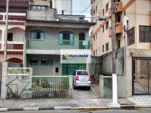 Sobrado, código 26504 em Mongaguá, bairro Vila São Paulo