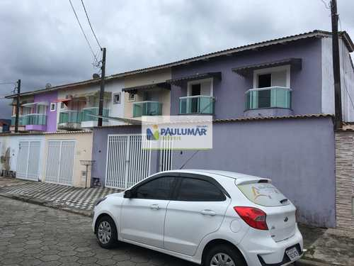 Sobrado, código 26208 em Mongaguá, bairro Vila Vera Cruz