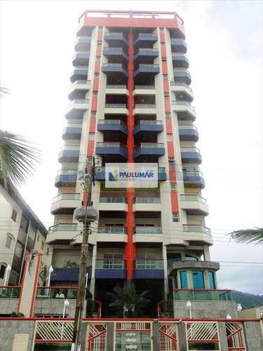 Apartamento, código 26003 em Mongaguá, bairro Centro