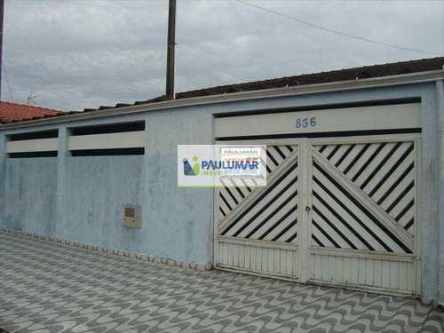 Casa, código 25108 em Mongaguá, bairro Agenor de Campos