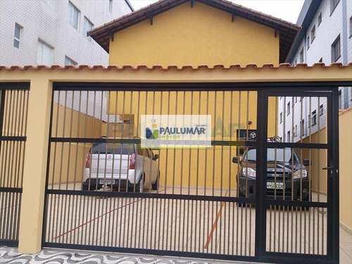 Sobrado, código 24805 em Praia Grande, bairro Vila Balneária