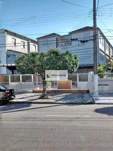 Kitnet, código 27707 em Praia Grande, bairro Real