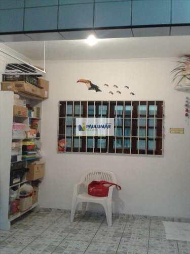 Sobrado, código 24204 em Praia Grande, bairro Caiçara