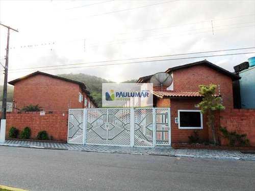 Sobrado, código 24004 em Mongaguá, bairro Vila São Paulo