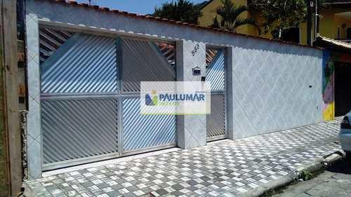Casa, código 23606 em Mongaguá, bairro Pedreira