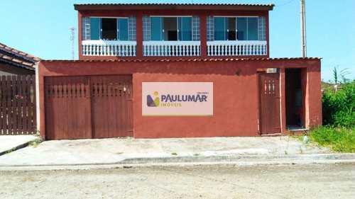 Sobrado, código 23007 em Mongaguá, bairro Itaguai