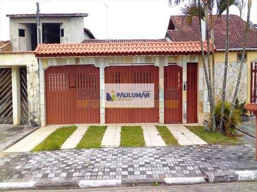 Casa, código 22701 em Mongaguá, bairro Balneário Flórida Mirim