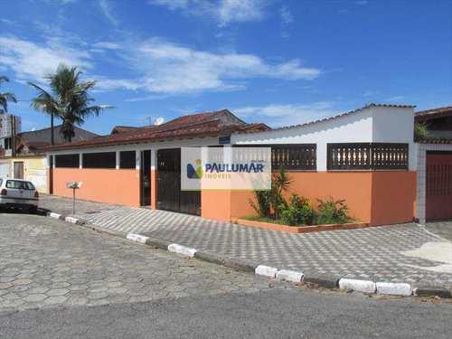 Casa, código 22607 em Mongaguá, bairro Vila Anhanguera