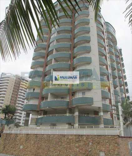 Apartamento, código 21607 em Mongaguá, bairro Vila Vera Cruz