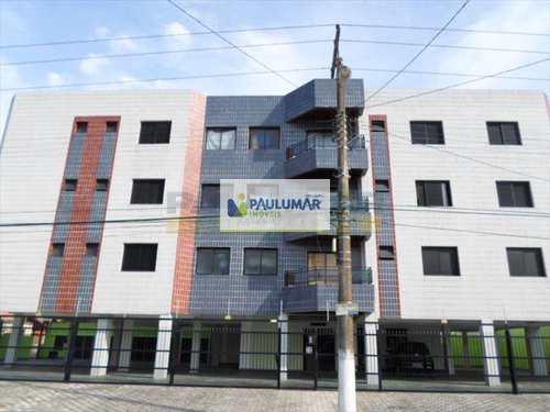 Apartamento, código 18801 em Mongaguá, bairro Agenor de Campos