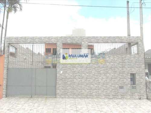 Casa, código 18607 em Mongaguá, bairro Vila Anhanguera