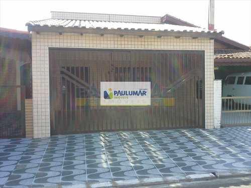 Casa, código 18205 em Praia Grande, bairro Jardim Imperador