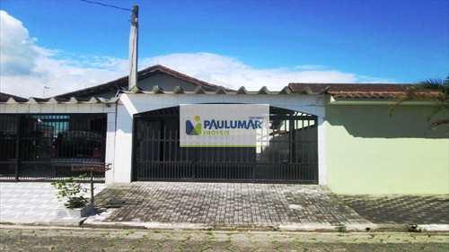 Casa, código 17306 em Mongaguá, bairro Itaóca