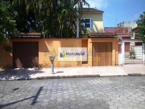 Sobrado, código 16803 em Mongaguá, bairro Itaóca