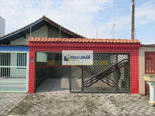 Casa, código 14407 em Mongaguá, bairro Vila Oceanopolis