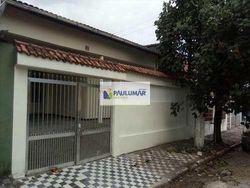 Casa, código 14203 em Mongaguá, bairro Pedreira