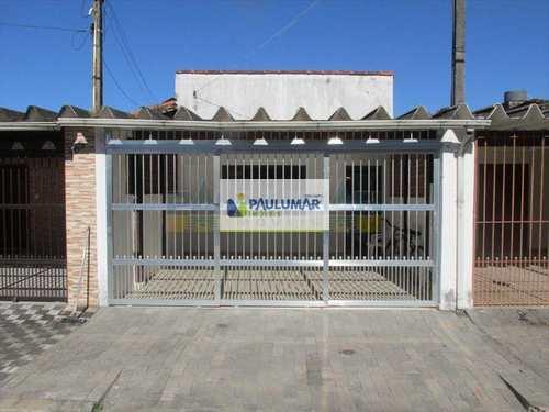 Casa, código 14107 em Mongaguá, bairro Vera Cruz