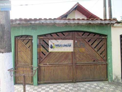 Casa, código 13203 em Mongaguá, bairro Vila São Paulo