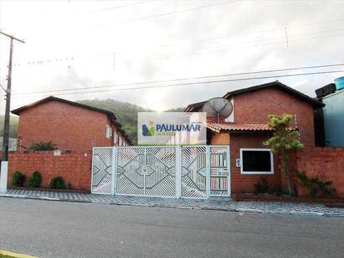 Sobrado, código 13004 em Mongaguá, bairro Vila São Paulo