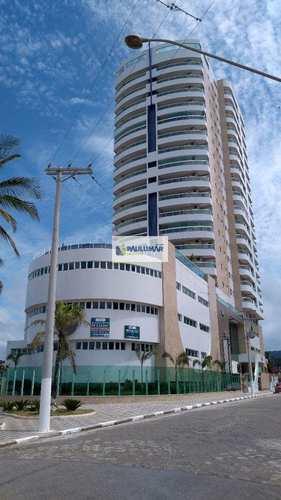 Apartamento, código 11008 em Mongaguá, bairro Jardim Aguapeu