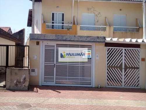 Sobrado, código 10604 em Praia Grande, bairro Solemar