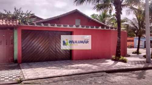 Casa, código 9206 em Mongaguá, bairro Balneário Jussara