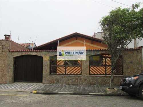 Casa, código 8107 em Mongaguá, bairro Vera Cruz