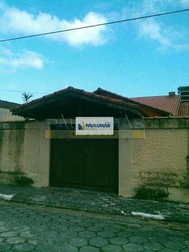 Sobrado, código 8103 em Mongaguá, bairro Centro