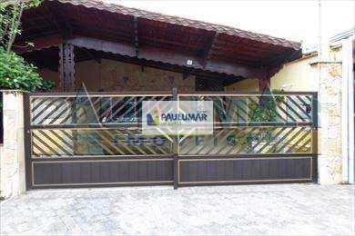 Casa, código 7705 em Praia Grande, bairro Jardim Imperador
