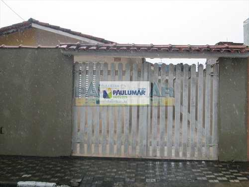 Casa, código 7708 em Mongaguá, bairro Vila Vera Cruz