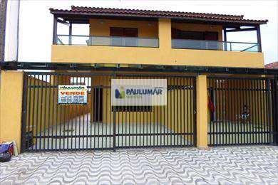 Sobrado, código 6305 em Praia Grande, bairro Real