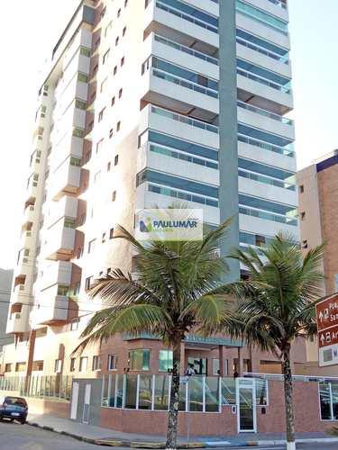Apartamento, código 6107 em Mongaguá, bairro Centro