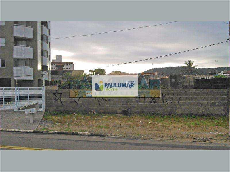 Terreno em Mongaguá, bairro Vila Atlântica